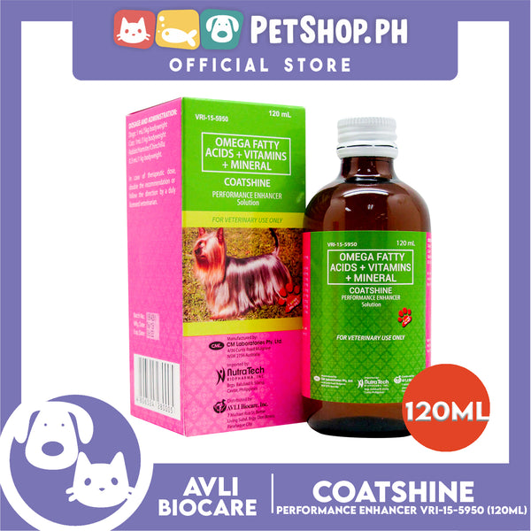 Coat Shine 120ml