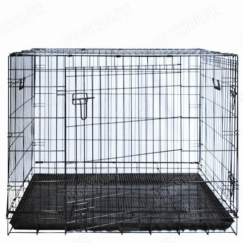 GY0903104 Black Cage
