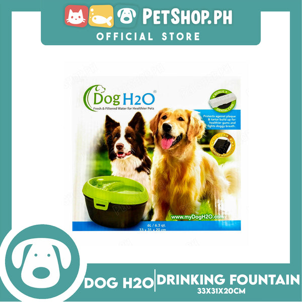 Dog H20 Drinking Fountain
