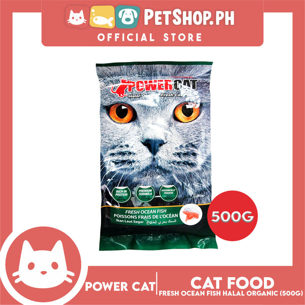 Powercat Fresh Ocean Fish