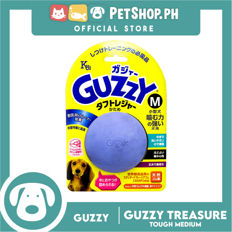 Guzzy Treasure Dog Treat Training Toy