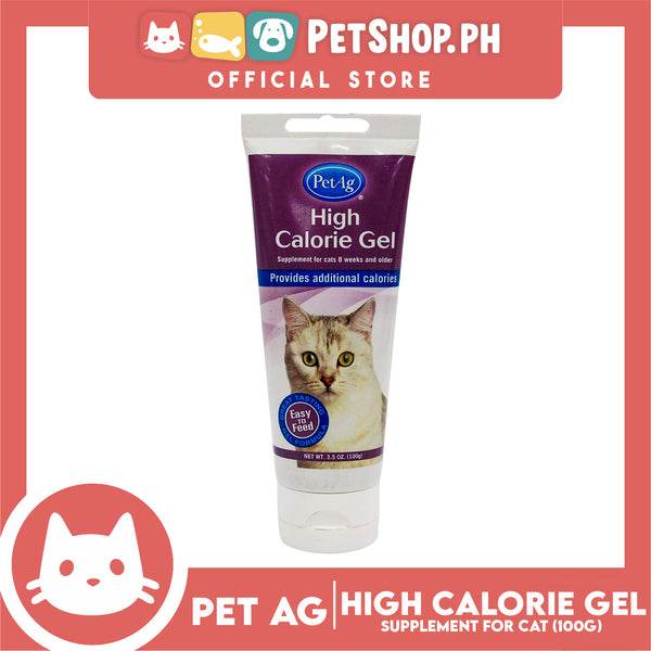 Pet Ag High Calorie Gel for cats 100g