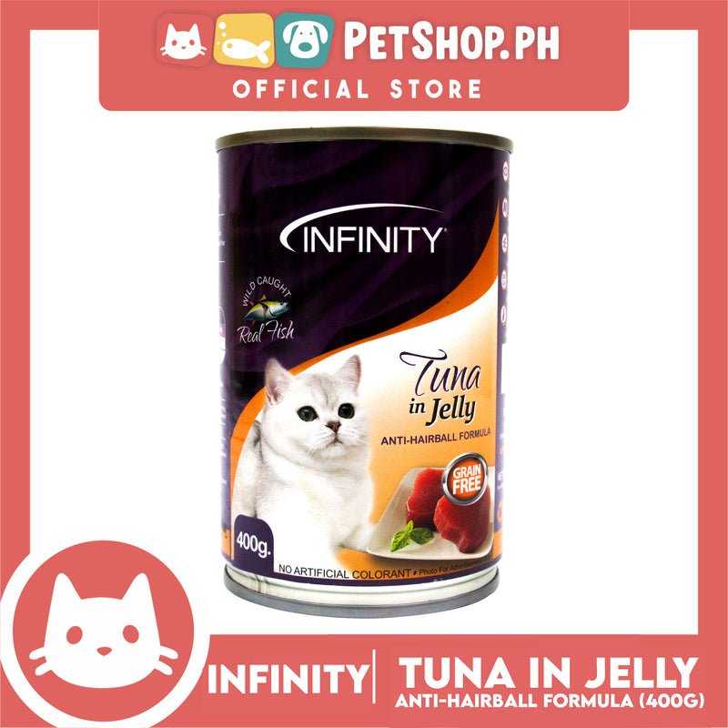Inifnity Cat Anti-Hairball 400g