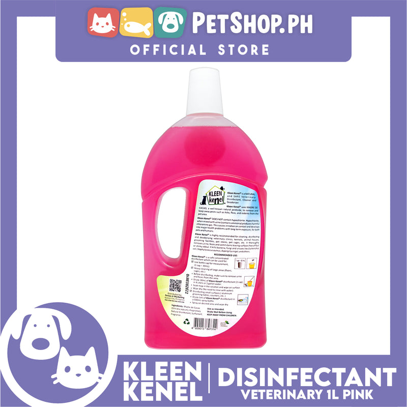Kleen Kenel Floral Bloom (Cleaner, Deodorizer, Disinfectant) 1L