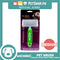 Michiko Premium Pet Slicker Brush Green Medium