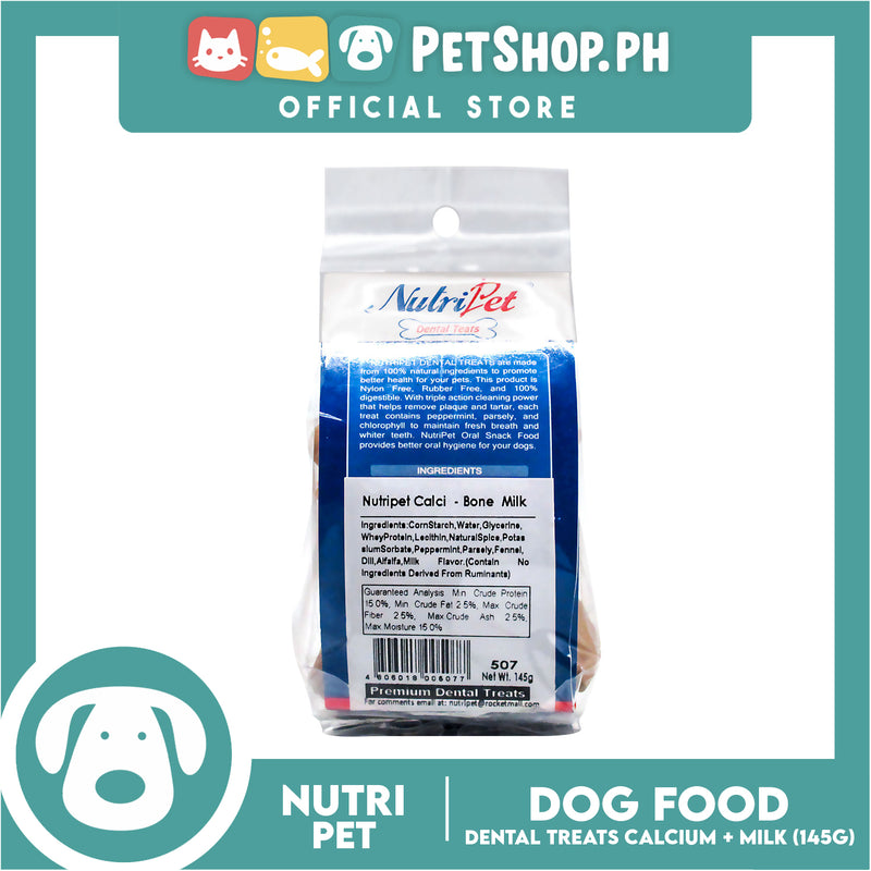 NutriPet Calcium Bone Milk-(507) 145g