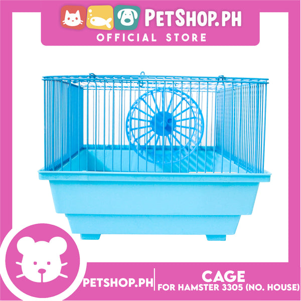 Hamster Cage 3305 (No House)