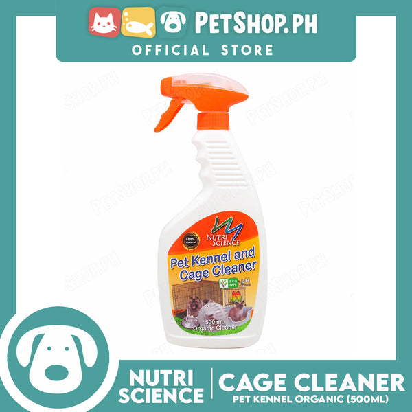 Nutri Science Pet Kennel & Cage Cleaner 500ml