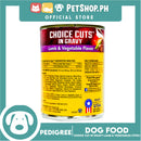 Pedigree Wet Choice Cuts with Lamb & Vegetables 375g