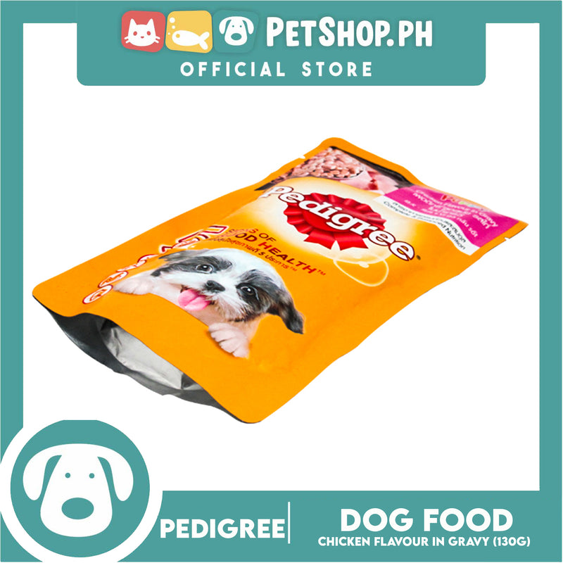 Pedigree Puppy Chunks In Gravy 130g