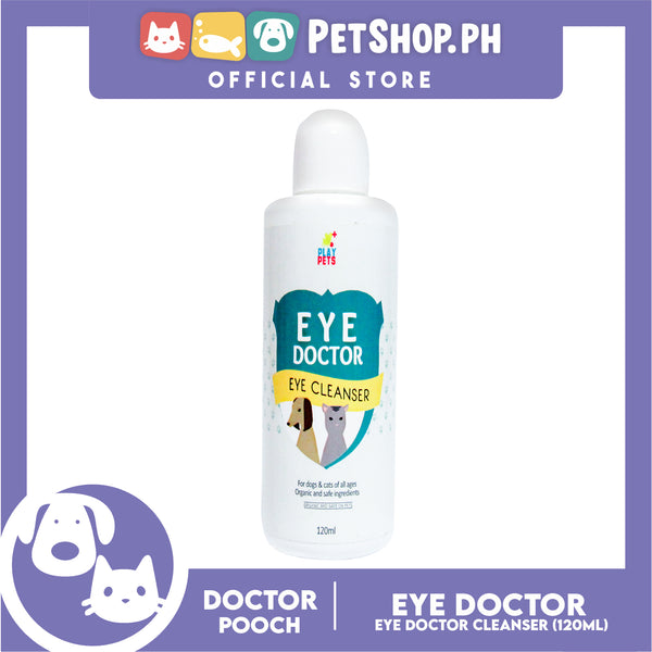 Play Pets Eye Doctor Cleanser 120mL