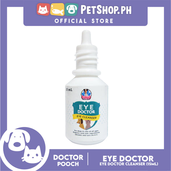 Play Pets Eye Doctor Cleanser 15mL