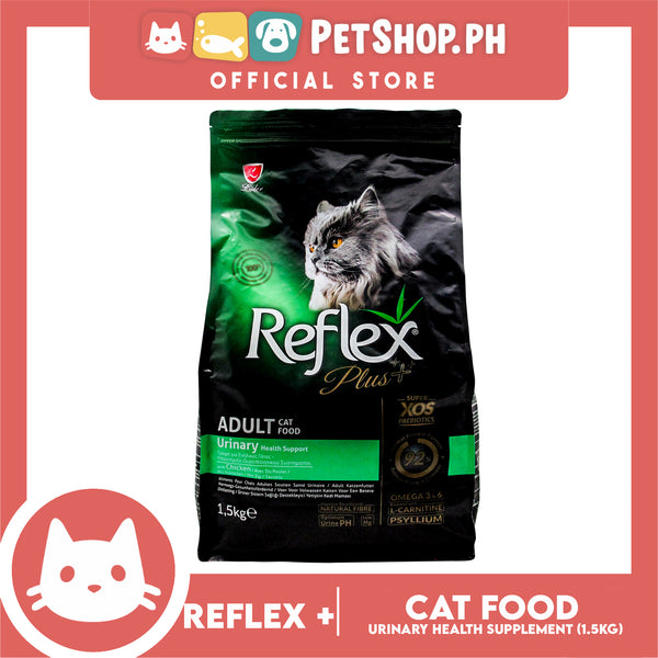 Reflex Adult Cat Food Urinary Health Support 1.5Kg