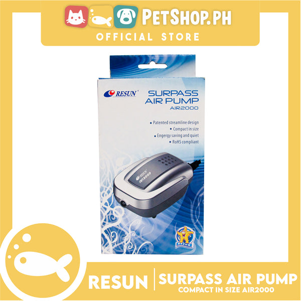 Resun Surpass Air Pump AIR2000
