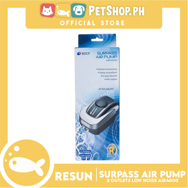 Resun Surpass Air Pump AIR4000