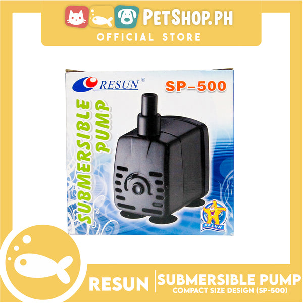 Resun Submersible Pump SP-500