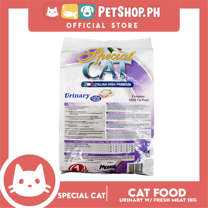Special Cat Urinary 1kg