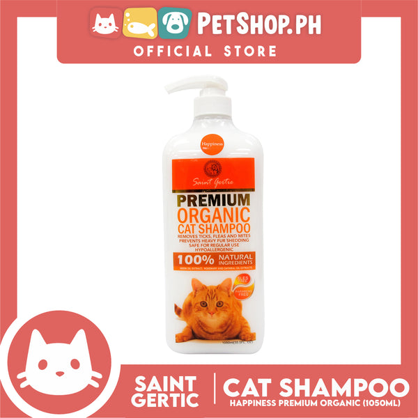 Saint Gertie Cat Shampoo Happiness 1050mL