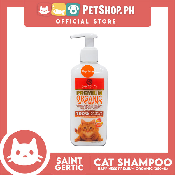 Saint Gertie Premium Organic Cat Shampoo Happiness 250ml