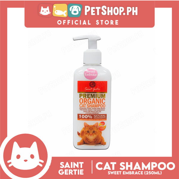 Saint Gertie Cat Shampoo Sweet Embrace 250ml