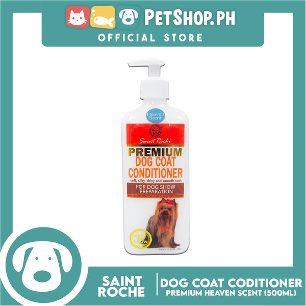 Saint Roche Premium Dog Coat Conditioner Heaven Scent 500ml