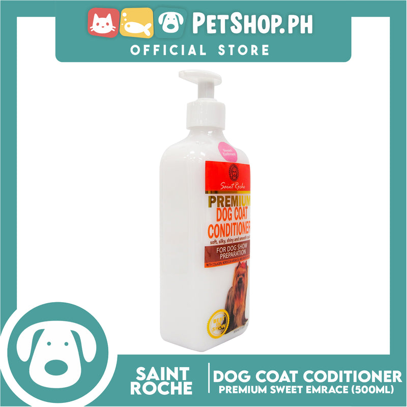 Saint Roche Premium Dog Coat Conditioner Sweet Embrace 500ml