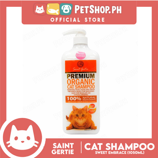 Saint Gertie Cat Shampoo Sweet Embrace 1050ML