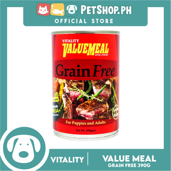 Vitality Value Meal 390g