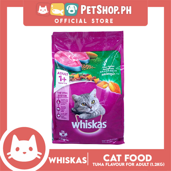Whiskas Pocket Tuna 1.2kg