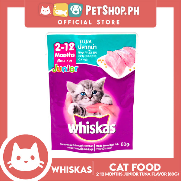 Whiskas Kitten Tuna 85g