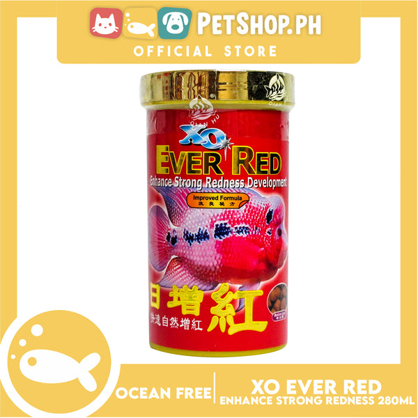 Ocean Free Ever Red 280ml/100g