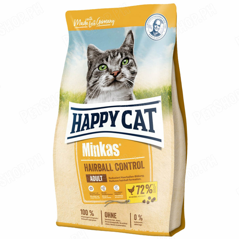 Happy Cat Minkas Hairball Control 1.5kg