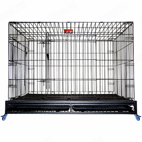 GY0903202 Dog Cage with Wheels