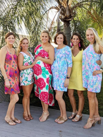 Is Lilly Pulitzer Basic??