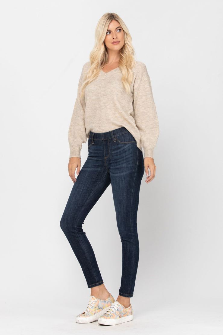 Just Right Jeggings by Judy Blue