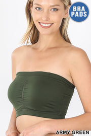 Bandeau with Built in Bra