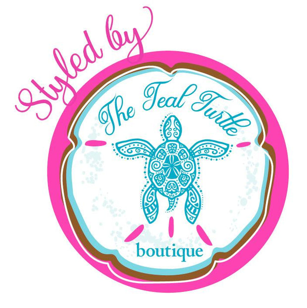 Styled by The Teal Turtle Boutique Subscription - The Teal Turtle Clothing Company