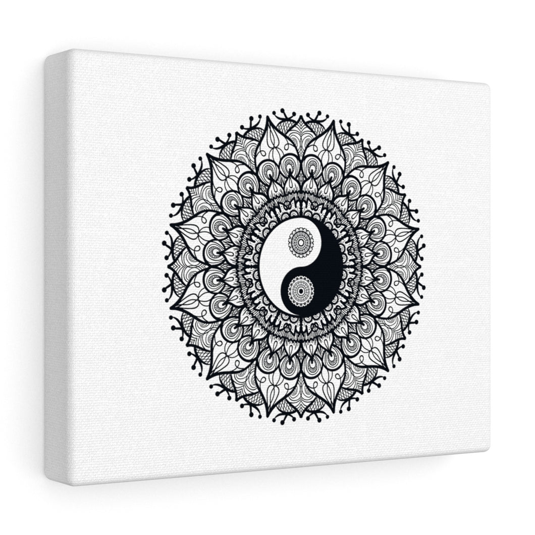 Yin/Yang Canvas Gallery Wrap