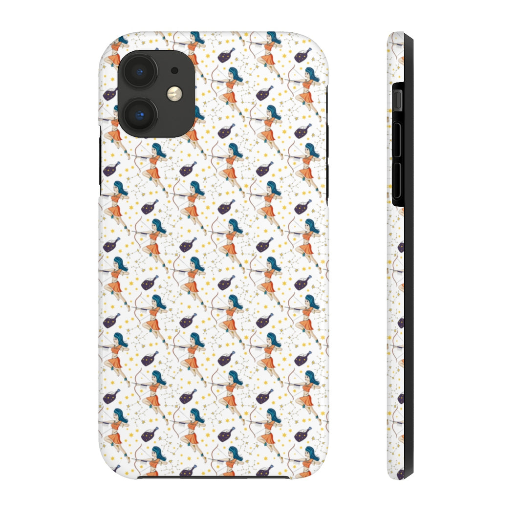 Sagittarius Case Mate Tough iPhone Case