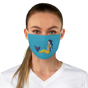 Pisces Fabric Face Cover