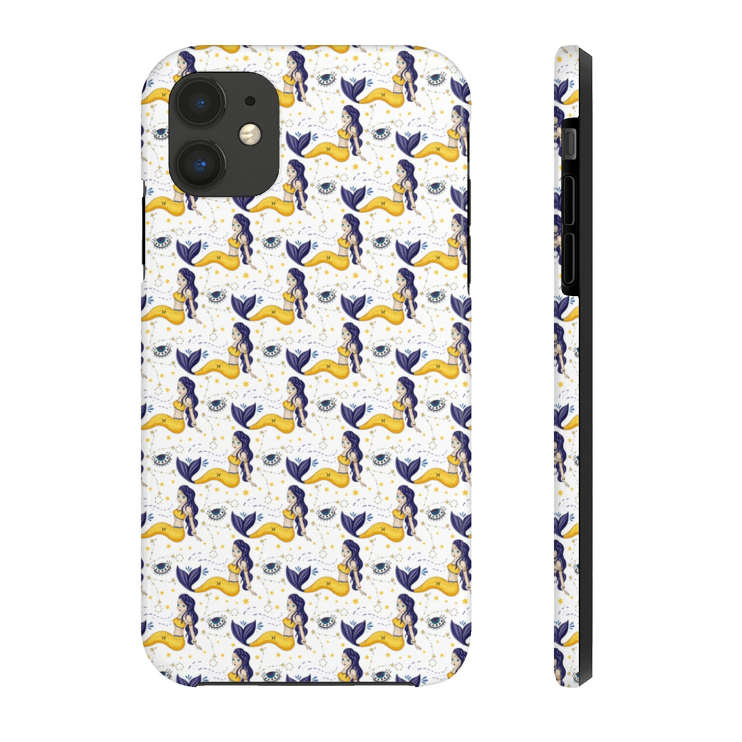 Pisces Case Mate Tough iPhone Case