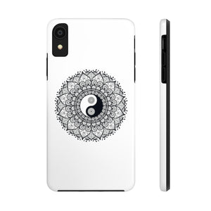 Yin/Yang Case Mate Tough Phone Case