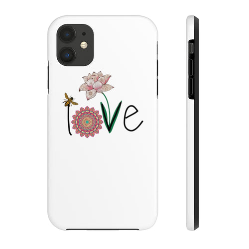 LOVE Case Mate Tough iPhone Case