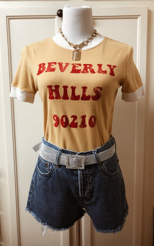 Beverly Hills 90210 Top Sz Sml