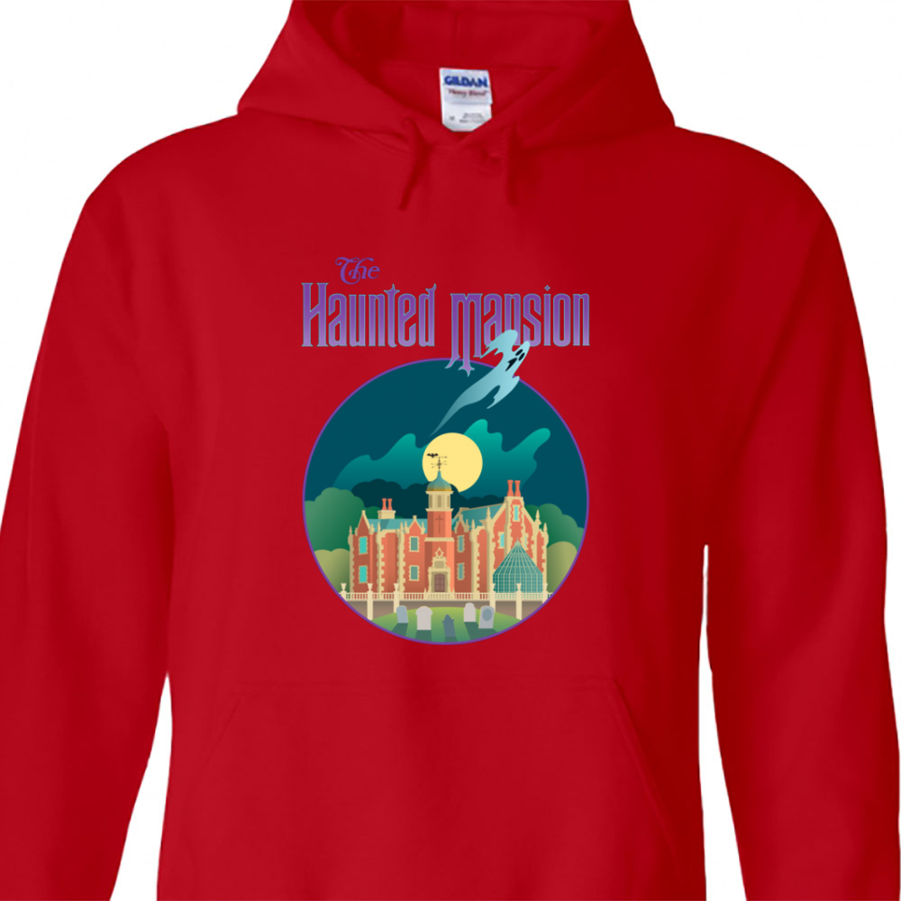 dbb9e35d Haunted Mansion Hoodie Hoodie - TEPI Store