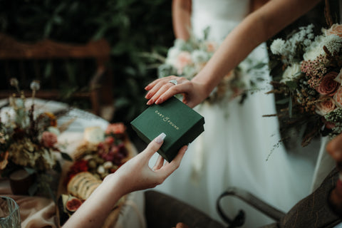 Cast and Found bridesmaid gift ideas