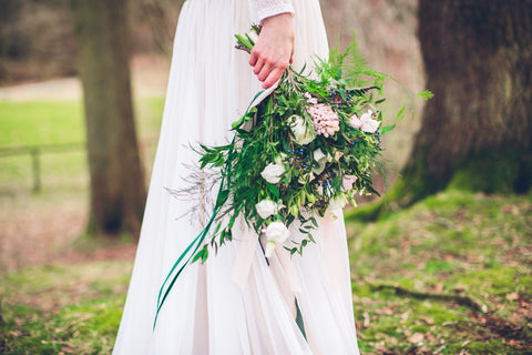 British February Wedding Flowers