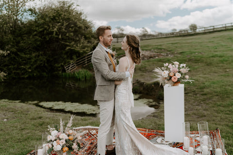 Wedding styling ideas for 2022 from blog by Cast & Found