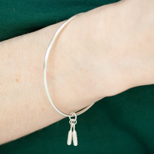 Catkin Bangle
