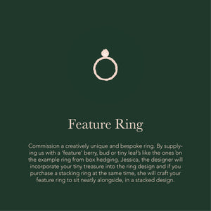 Ring with Feature - Medium - Create